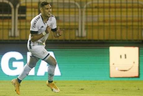 Rafael Navarro em ação pelo Botafogo (Foto: Vítor Silva/Botafogo)