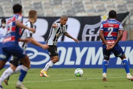 Arana tem sido um dos destaques do Galo na temporada 2021- (Pedro Souza/Atlético-MG)