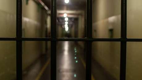 O Brasil 678,5 mil pessoas presas, a terceira maior população carcerária do mundo
