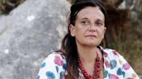 A dramaturga e cineasta Emma Dante, que participa de um debate online