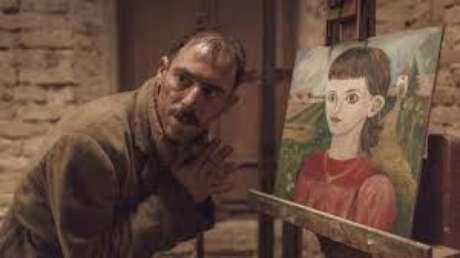 Elio Germano levou o Urso de Prata de Melhor Ator em Berlim pelo papel do pintor Antonio Ligabue