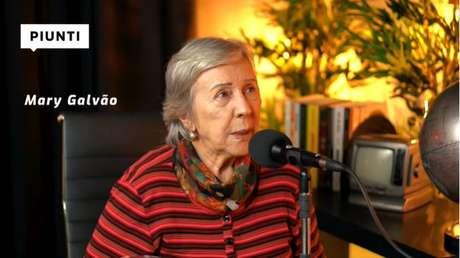 Mary Galvão anuncia fim da dupla