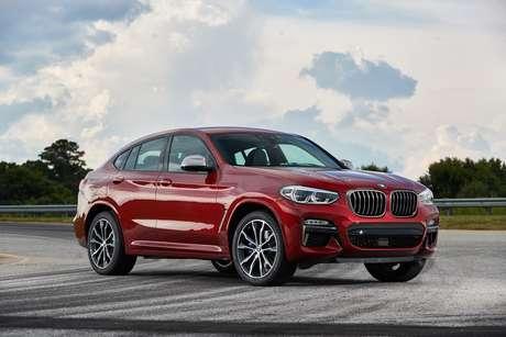 BMW X4 teve 265 unidades produzidas no Brasil em 2021.