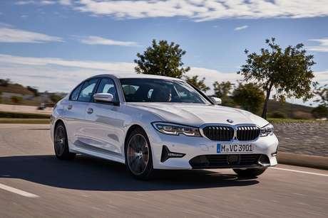 BMW 320i: modelo mais vendido teve 2.255 unidades fabricadas no Brasil em 2021.