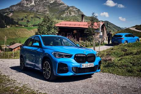 BMW X1 teve 1.128 unidades produzidas em Araquari este ano.
