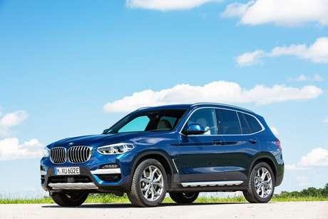 BMW X3 teve apenas 28 unidades fabricadas em Santa Catarina este ano.