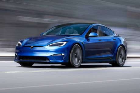 Tesla Model S Plaid: recorde de aceleração abaixo de 2 segundos.