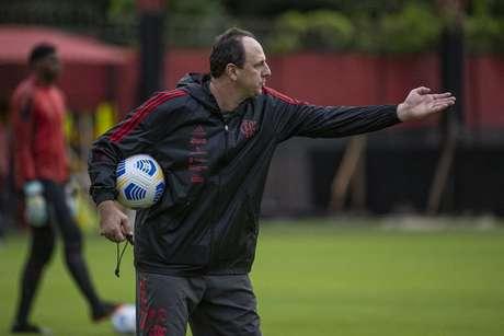Rogério Ceni está de volta ao comando do Flamengo (Foto: Alexandre Vidal/Flamengo)