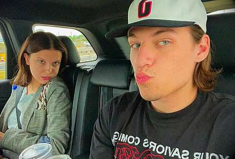 Millie Bobby Brown estaria namorando o filho de Bon Jovi