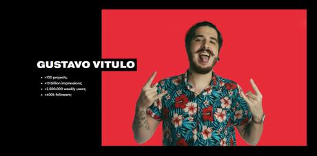 Gustavo Vitulo fundou uma empresa voltada para soluções de comunicação em AR