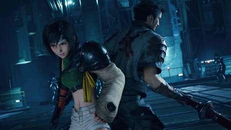 Final Fantasy 7 Intergrade + Intermission chegam ao PS5