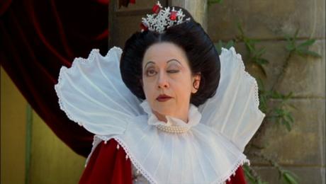 """Fernanda Montenegro em """"Fogo e Paixão (1989), de Isay Weinfeld"""