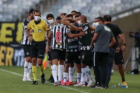 A boa performance do Galo tem gerado confiança de que pode encerrar 2021 com muitas conquistas-(Pedro Souza/Atlético-MG)