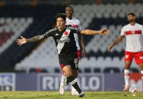 Cano tem 10 gols na temporada pelo Vasco (Foto: Rafael Ribeiro/Vasco)