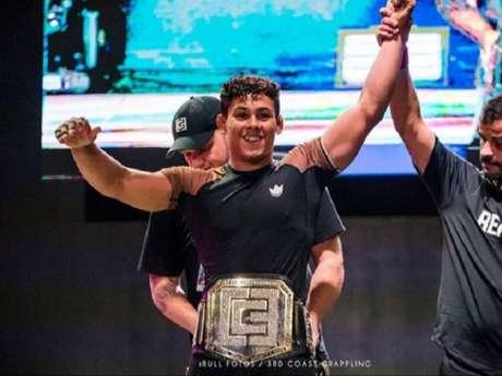 Mica Galvão conquistou o GP do Third Coast Grappling e faturou R$ 75 mil (Foto: Hosanna Rull/3CG)