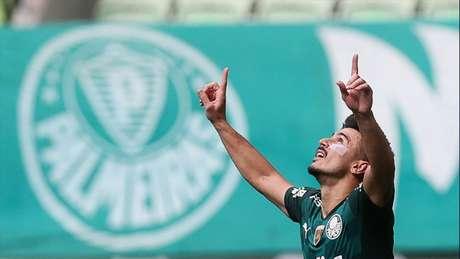 Willian marca duas vezes e garante vitória palmeirense no Allianz Parque (Foto: Cesar Greco/Palmeiras)