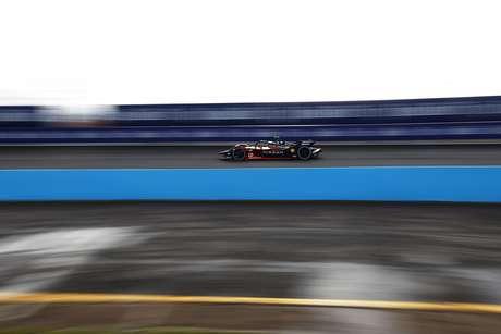 Oliver Rowland foi o mais rápido na classificação