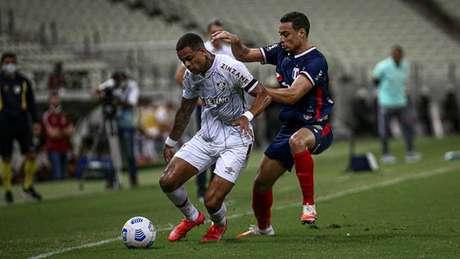 Atacante tem dois gols no Brasileirão e quatro na temporada (Foto: Lucas Merçon/Fluminense)