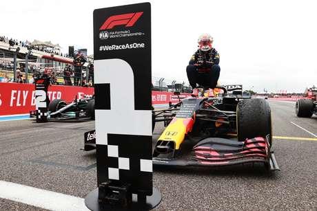 Max Verstappen venceu o GP da França