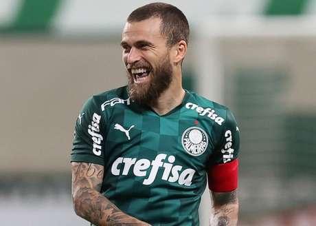 """Lucas Lima foi """"anunciado"""" por clube turco (Cesar Greco/Palmeiras)"""