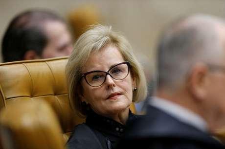 Ministra do Supremo Tribunal Federa (STF) Rosa Weber.  4/4/2018. REUTERS/Adriano Machado
