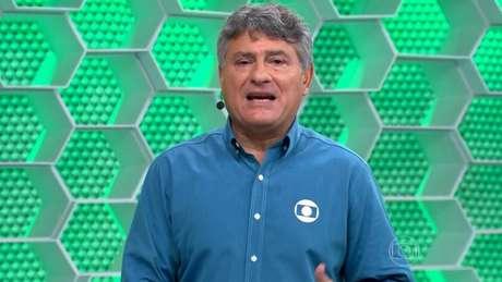 Cléber mandou recado após fala de ministro do governo Bolsonaro (Foto: Reprodução)