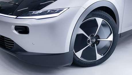 Pneus Turanza Eco do elétrico Lightyear One serão produzidos pela Bridgestone.