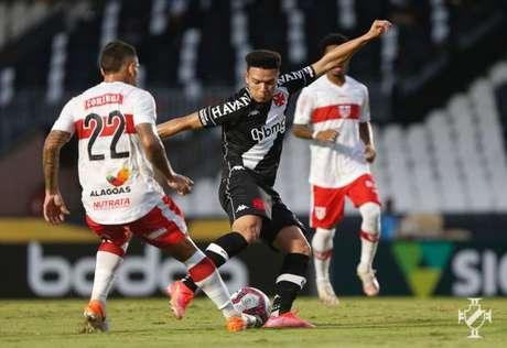 Marquinhos Gabriel tem números consistentes pelo Vasco (Foto: Rafael Ribeiro/Vasco)