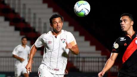Fluminense enfrenta o Atlético-GO fora de casa, pela sexta rodada (Foto: MAILSON SANTANA/FLUMINENSE FC)