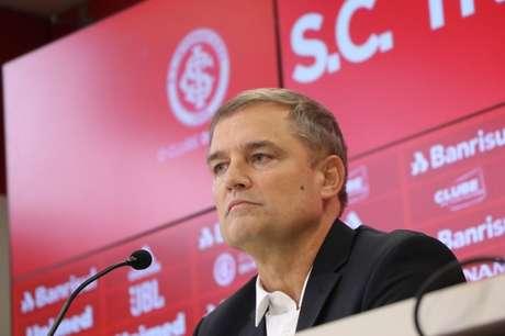Treinador passou pelo clube na temporada de 2015 (Divulgação/Internacional)