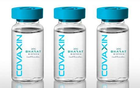 Vacina Covaxin é produzida pelo laboratório indiano Bharat Biotech