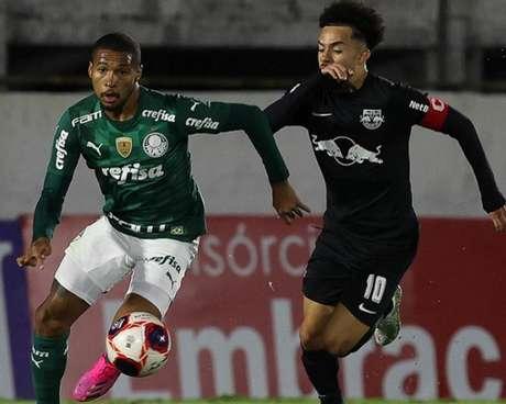 Palmeiras tem 100% de aproveitamento com Abel Ferreira contra Red Bull Bragantino (Foto: Cesar Greco/Palmeiras)