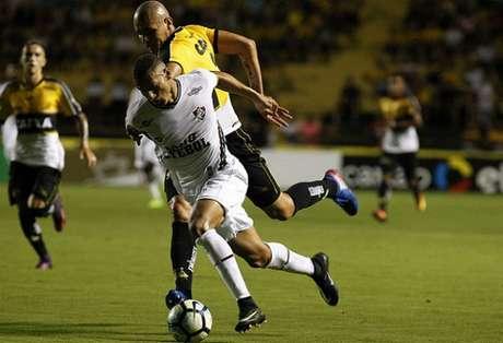 Richarlison estava no grupo que eliminou o Criciúma em 2017 (Foto: Nelson Pérez/Fluminense FC)