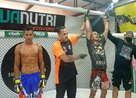 Sul Fluminense Fight Night realizou sua terceira edição no último sábado (Foto: Divulgação)