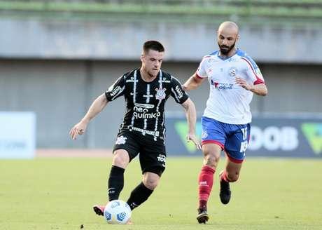 Ramiro fica no clube até o dia 30 de junho, depois irá para o Oriente Médio (Foto: Rodrigo Coca/Ag. Corinthians)
