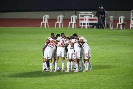 São Paulo e Cuiabá se enfrentarão pela primeira vez na história (Foto: Paulo Pinto / saopaulofc.net)