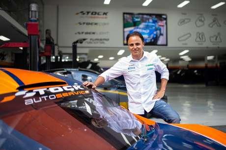 Felipe Massa é uma das grandes novidades da Stock Car Pro Series em 2021.