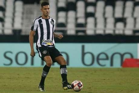 Sousa em ação pelo Botafogo (Foto: Vitor Silva/Botafogo)