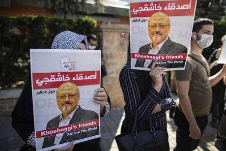 Khashoggi foi morto em outubro de 2018 e seu corpo nunca foi encontrado