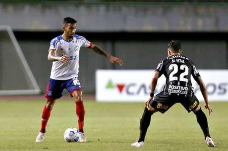 Atleta fez a última partida justamente contra clube que o formou (Felipe Oliveira/EC Bahia)