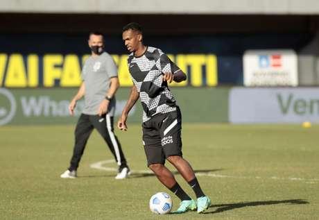 Jô foi multado pelo Corinthians (Foto: Rodrigo Coca/Ag. Corinthians)