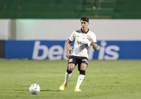 Danilo Avelar fez um comentário racista durante jogo online (Foto: Rodrigo Coca/Ag. Corinthians)