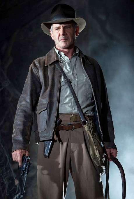 Harrison Ford sofre acidente nas filmagens de 'Indiana Jones 5'