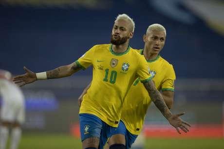Brasil entra em campo nesta quarta-feira (Foto: Lucas Figueiredo/CBF)