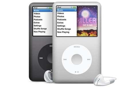 iPod classic de sétima geração