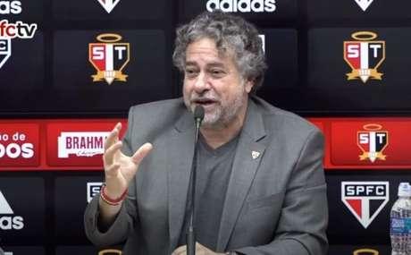 São Paulo pegou novo empréstimo para pagamento de dívidas (Foto: Reprodução/ YouTube São Paulo FC)