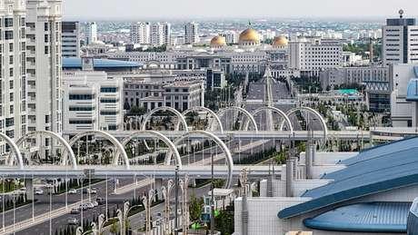 A economia do Turcomenistão tem lutado para se recuperar de uma longa crise econômica