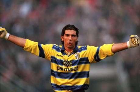 Buffon retorna ao Parma após duas décadas (Foto: Reprodução)