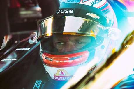 Kevin Magnussen estreou na Indy no último fim de semana