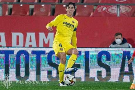 Pau Torres é um dos principais nomes do time de Unai Emery (Foto: Divulgação / Villarreal)